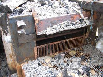 Оценка оборудования в г. Серпухове, пострадавшего в результате пожара