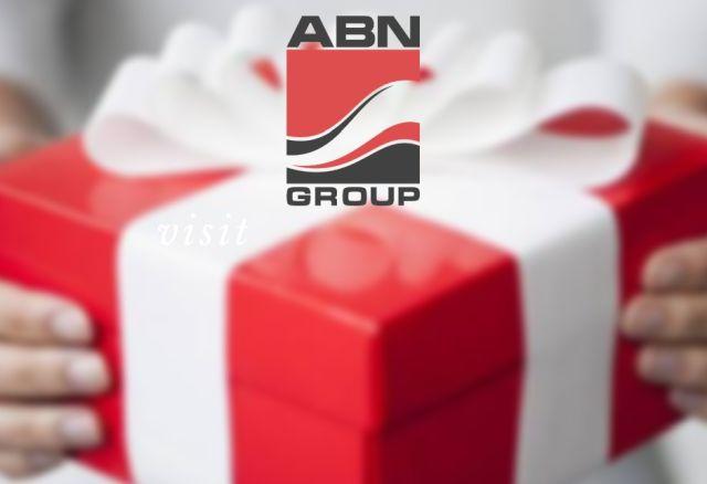 Новогодний подарок оценщикам от ABN-GROUP!