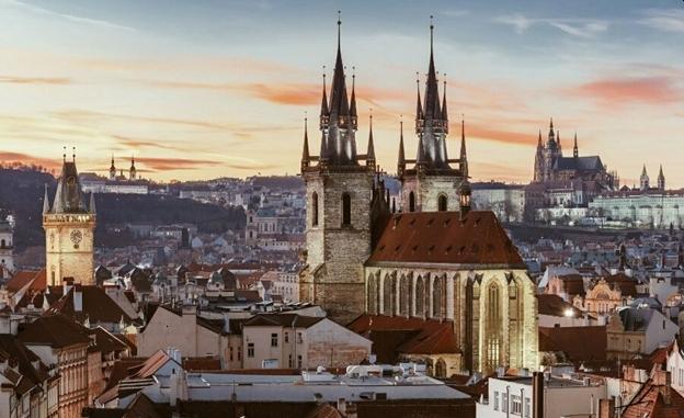 День оценщика в Праге
