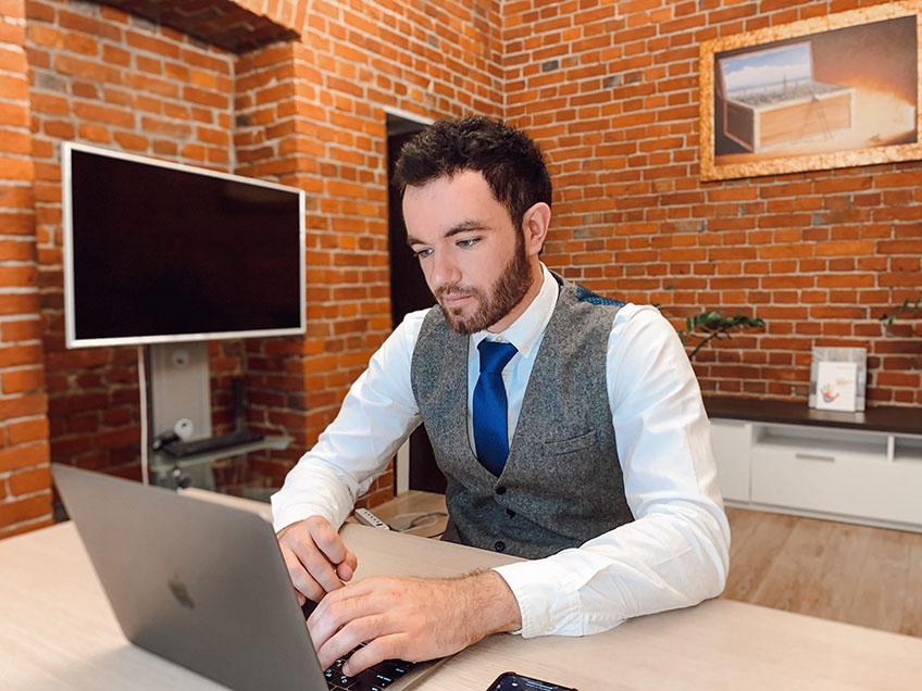 Дмитрий Цыплаков, CEO/Product Manager Fincase