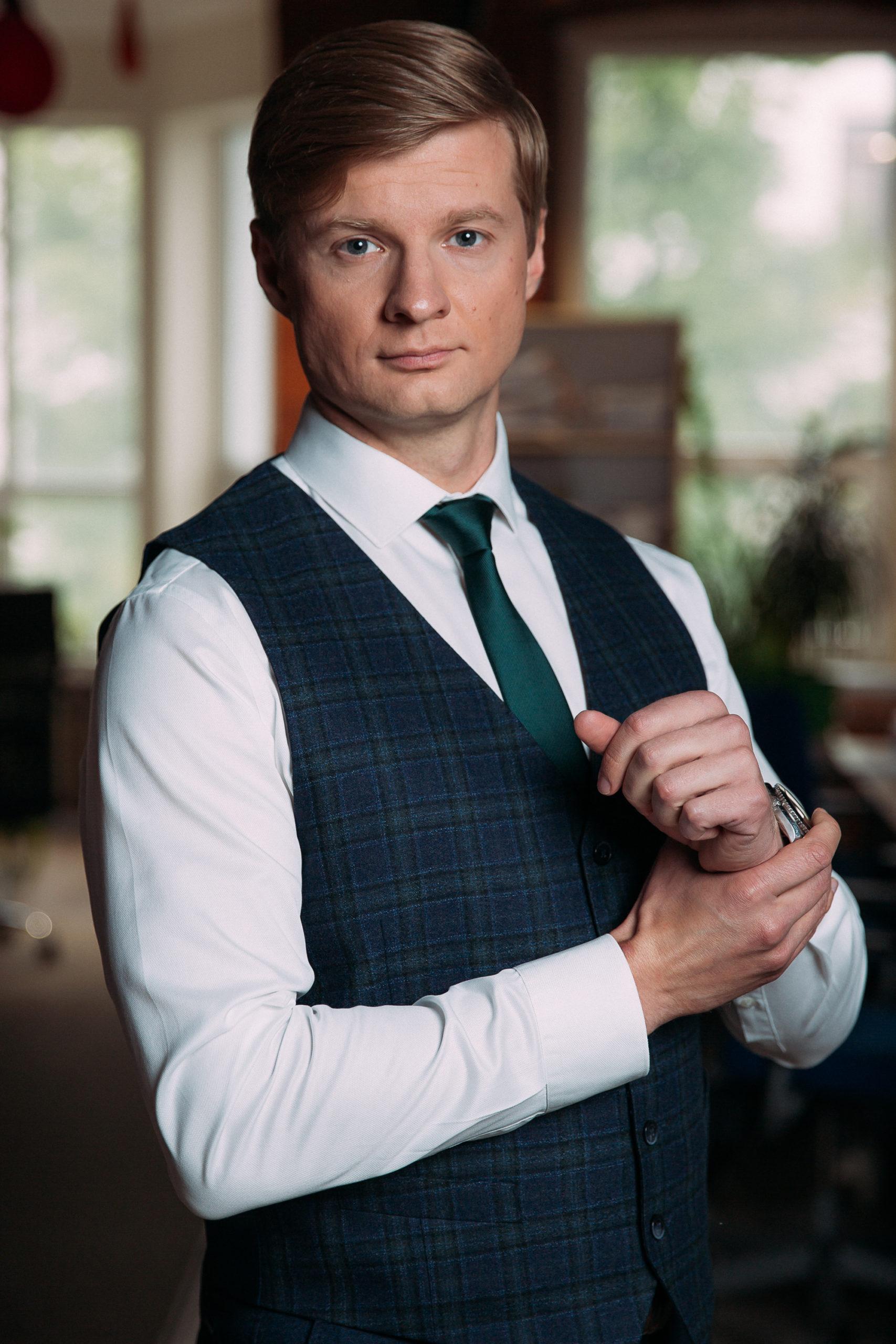 Максим Бобырев, основатель Fincase, инвестор